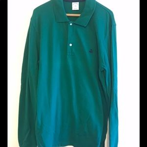 Brooks Brother's long sleeve polo